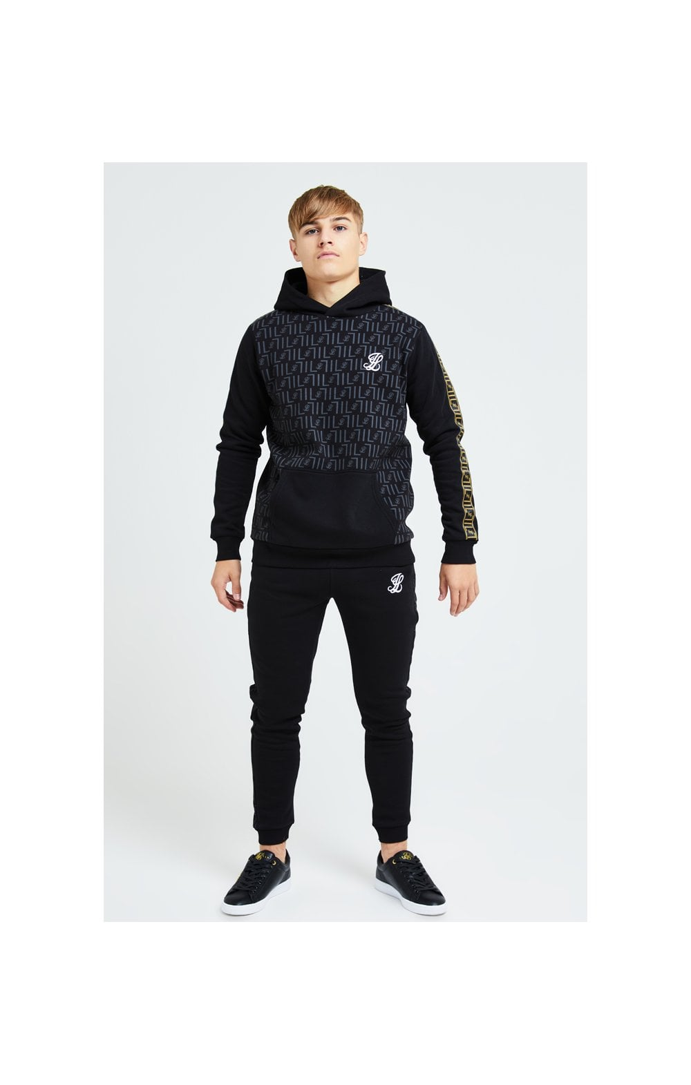 Illusive London Elite Overhead Hoodie - Black (4)
