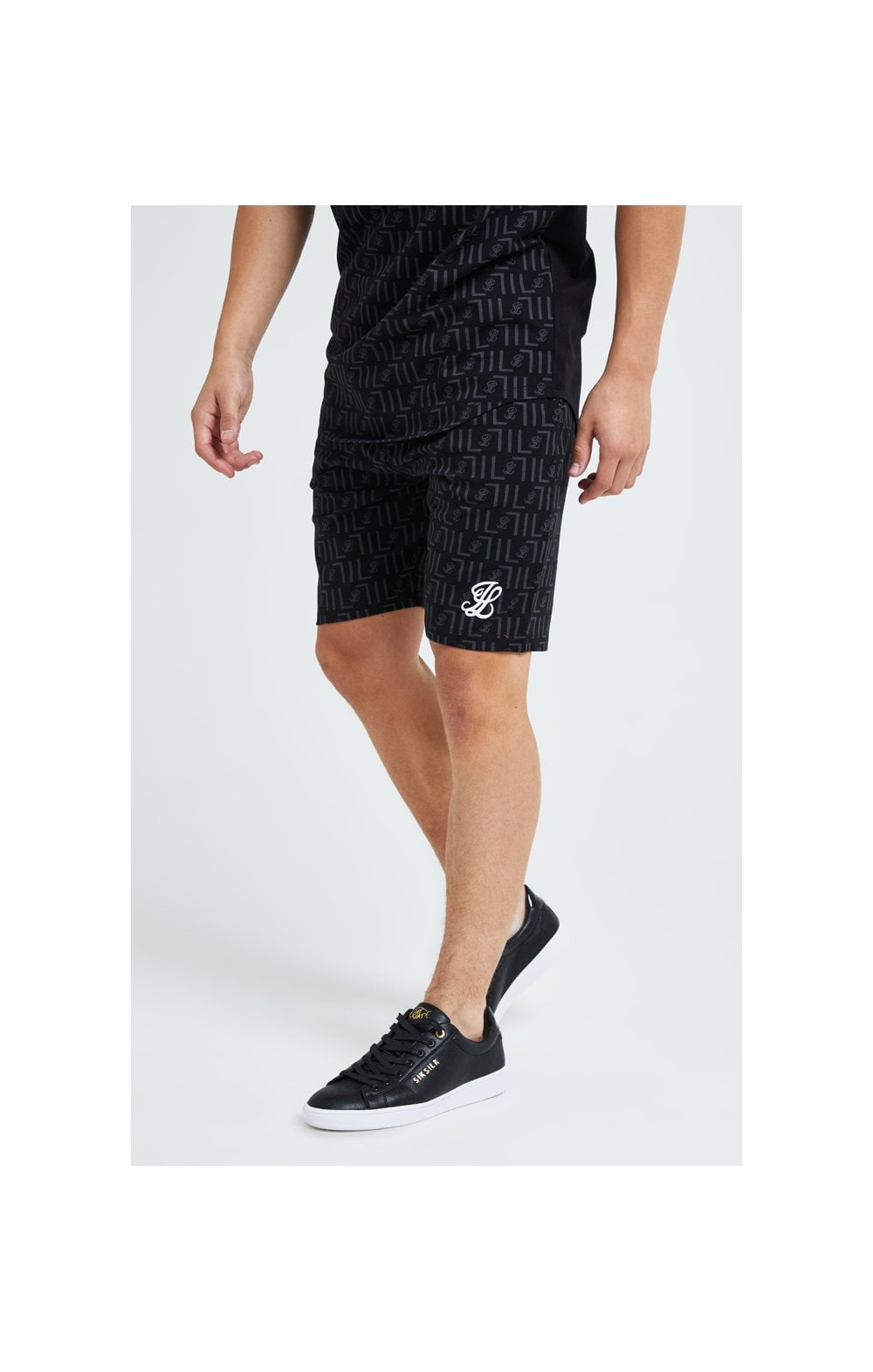 Load image into Gallery viewer, Illusive London Elite Shorts - Black