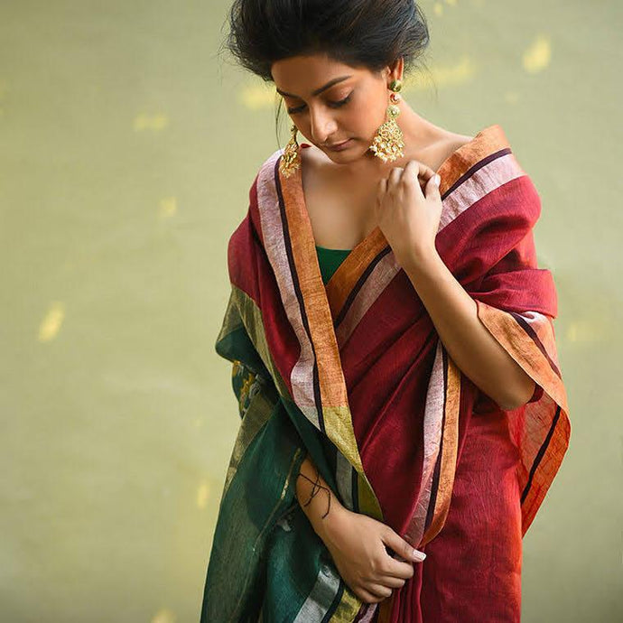 Jamdani Sarees - Traditional beauty meets modern charm!