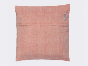 Handcrafted Pink Chevron Cotton Cushion Covers - Arteastri