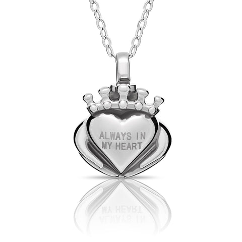cremation urn necklace, tiny dainty delicate, dainty silver heart