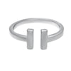 Dainty Adjustable Ring - TZARO Jewelry - 1