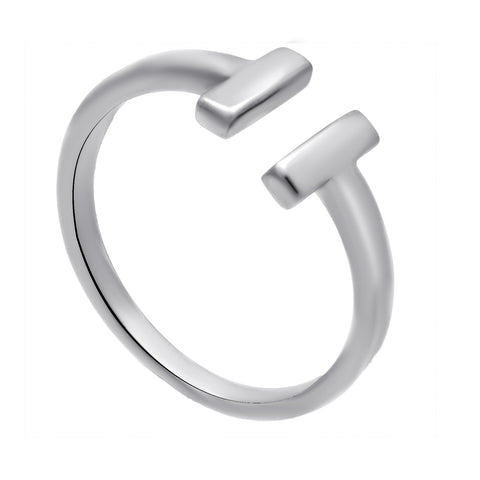 Dainty Adjustable Ring - TZARO Jewelry - 2