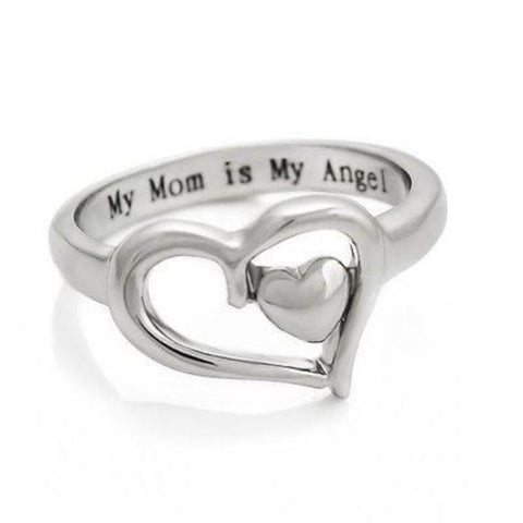 Mothers Heart Ring