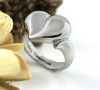 Ring Love Heart Today Tommorow & Always Couples Ring, Poesy Ring Best Gift - TZARO Jewelry - 1