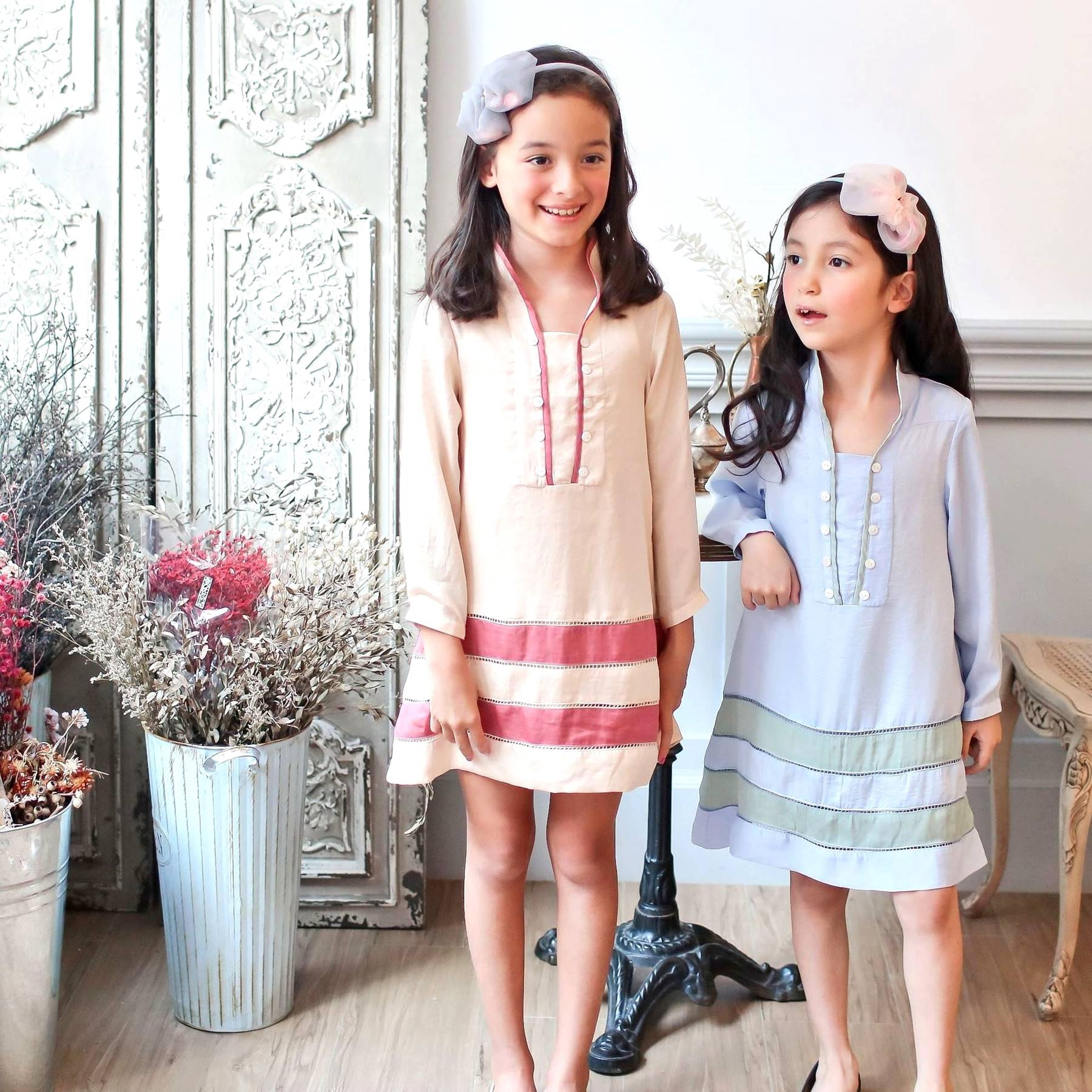 (Mommy & Me dress) Dreaming swing dress-Dresses-J Steed