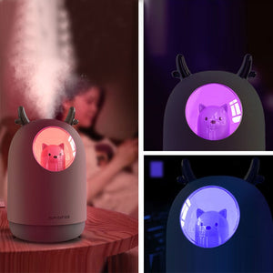 Cute Pet USB Ultrasonic Humidifier