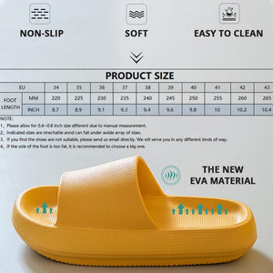 (50%OFF) Universal Quick-drying Thickened Non-slip Sandals