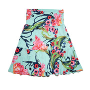 Shop TBYB - Bella Skirt - Blue Ice Floral