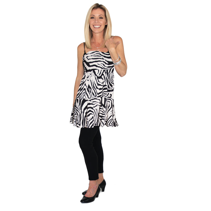 TBYB - Bella Skirt - Zebra // Redeem 50% Off
