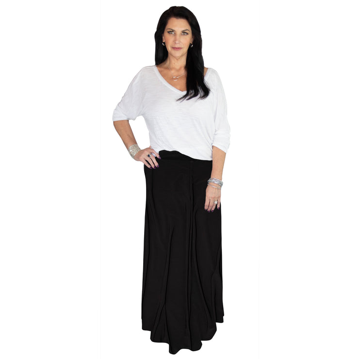 TBYB (Stylist) - Bardot Skirt - Black