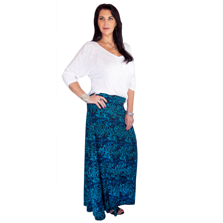 Bardot Skirt - Blue Ice // Redeem 50% Off