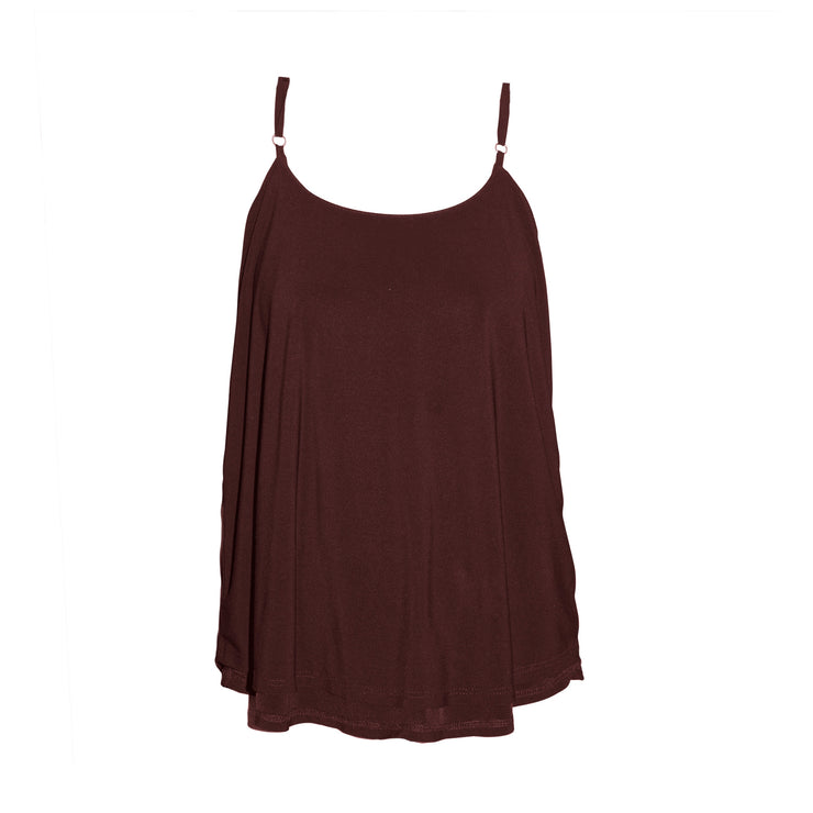 TBYB (Stylist) - Cammie Top - Brown