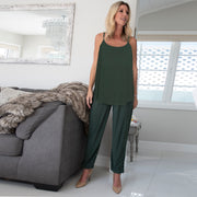 Cammie Top - Olive // Redeem 50% Off