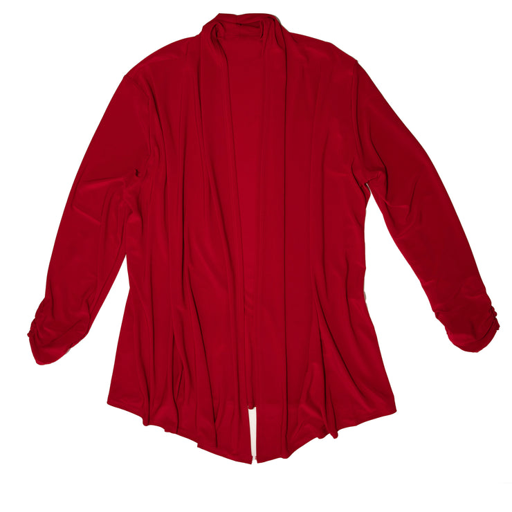 Anna Jacket - Red // Redeem 50% Off