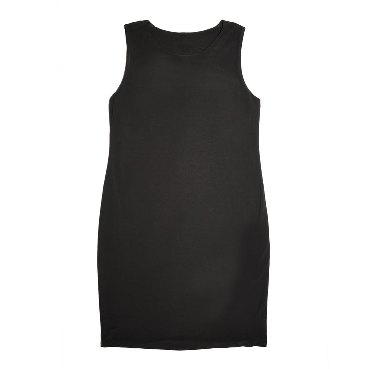 Joan Shift Dress - Black