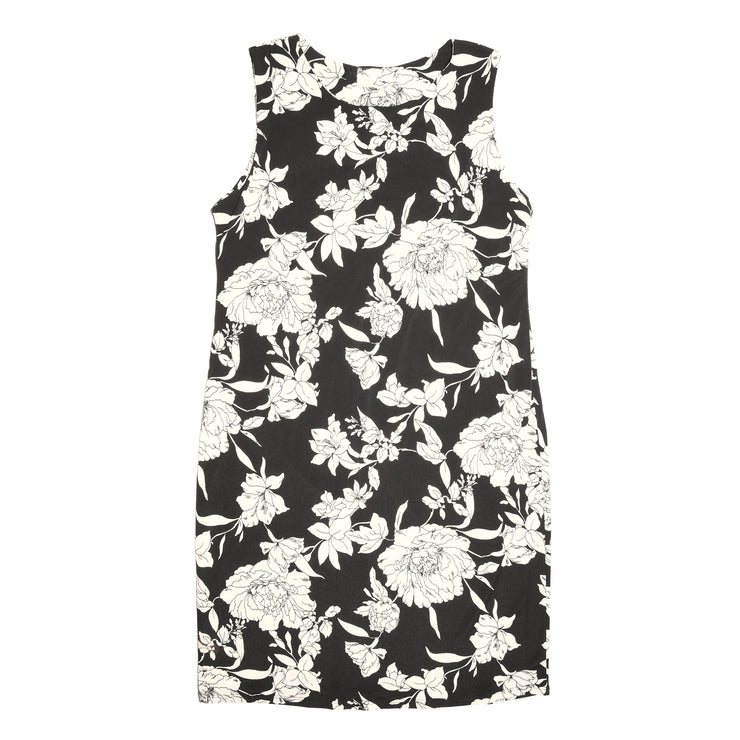 Shop TBYB - Joan Shift Dress - Black & White Floral
