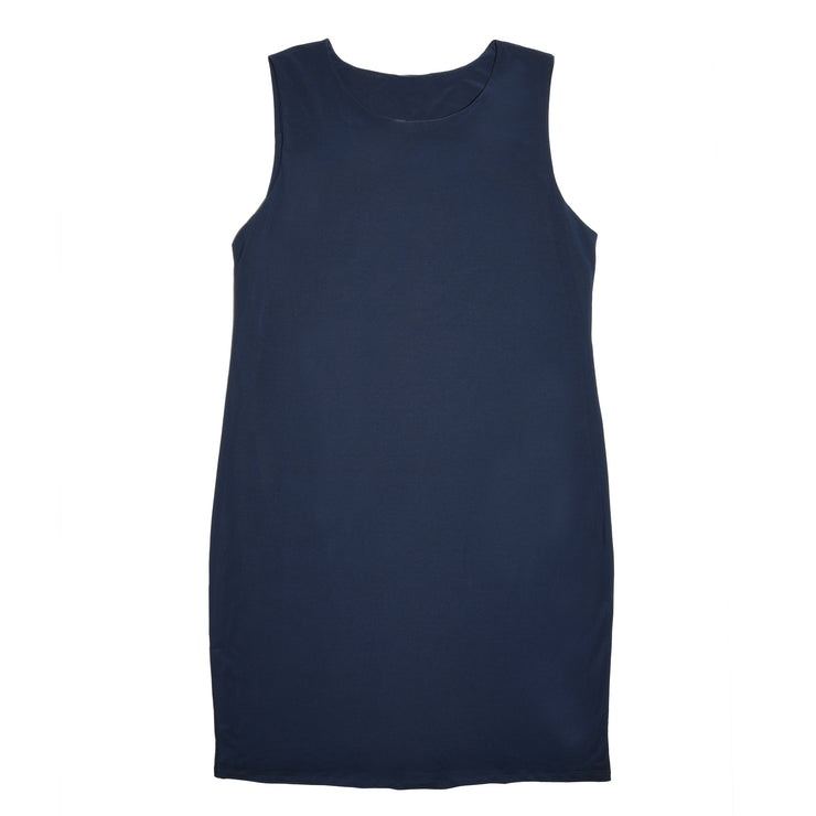 Joan Shift Dress - Navy // Redeem 50% Off