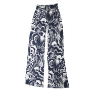 TBYB (Stylist) - Keaton Palazzo Pants - Navy Feather