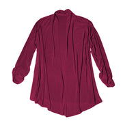 TBYB (Stylist) - Anna Jacket - Burgundy