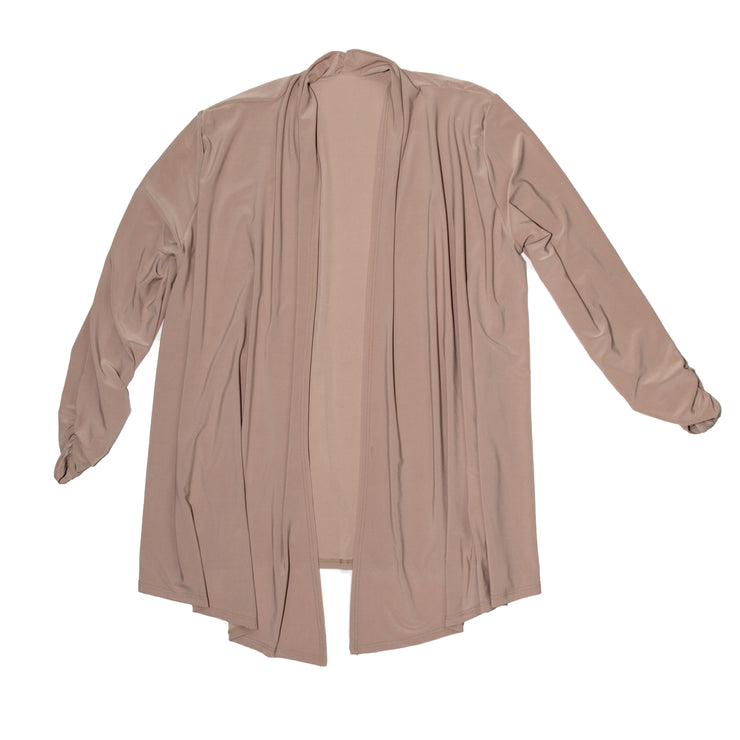 Anna Jacket - Taupe // Redeem 50% Off