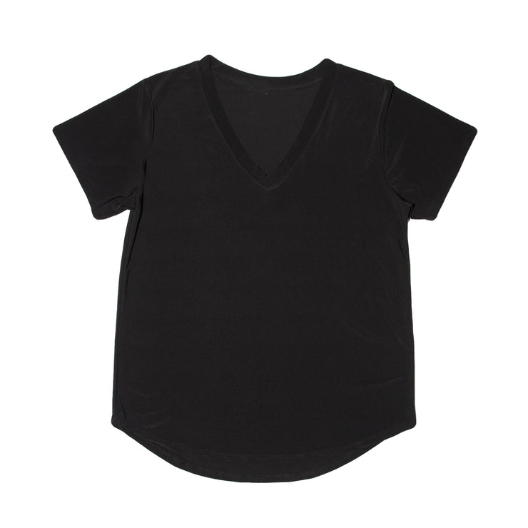 TBYB - Savannah Casual Top - Black // Redeem 50% Off