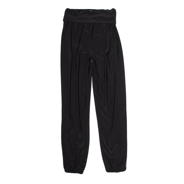 Sienna Boho Pants - Black