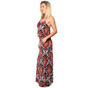 Marilyn Tank Dress - Moroccan
