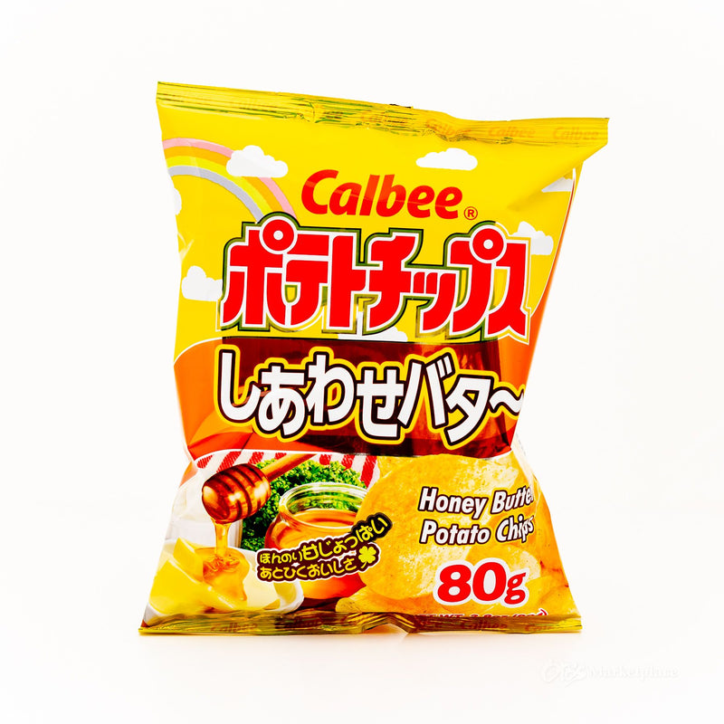 CALBEE Potato Chips-Honey Butter