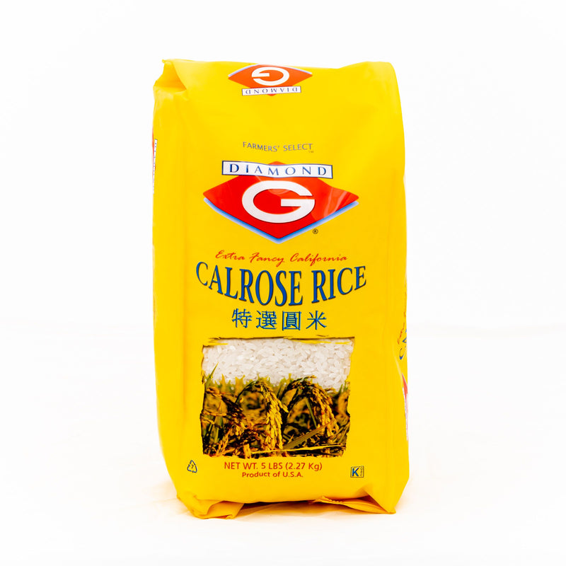 DIAMOND G Calrose Rice