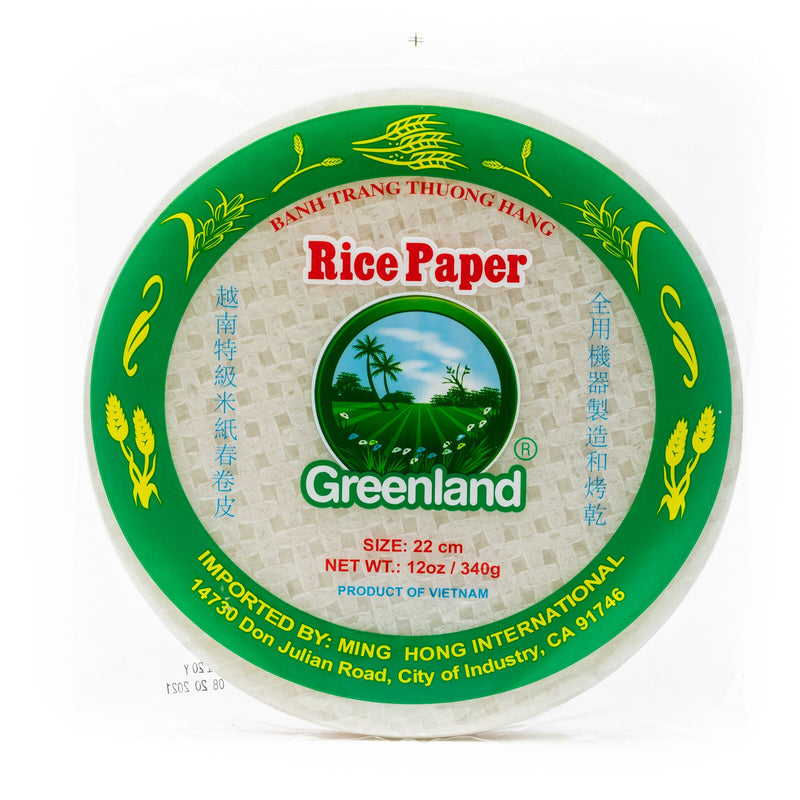 GREENLAND Rice Paper