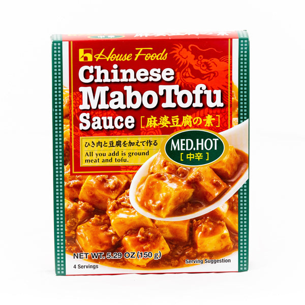 HOUSE MaboTofu Sauce-Medium Hot
