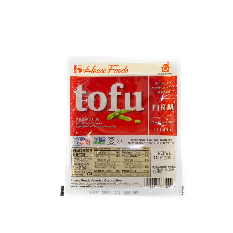 HOUSE Tofu-Extra Firm