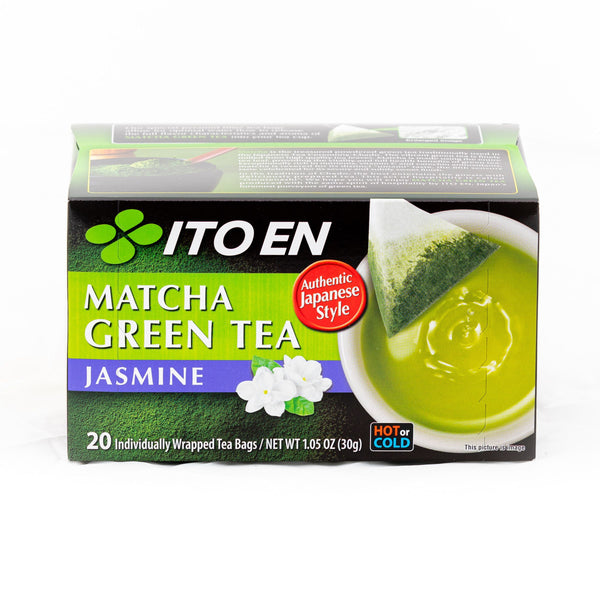 ITOEN Matcha Green Tea Bag-Jasmine
