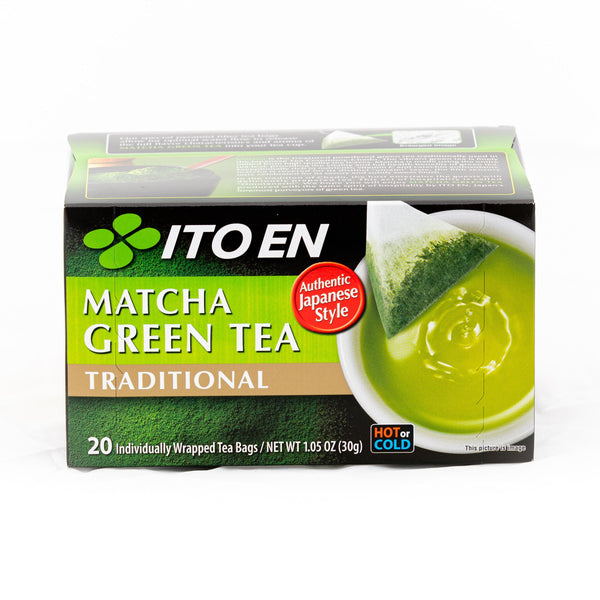 ITOEN Matcha Green Tea Bag-Traditional