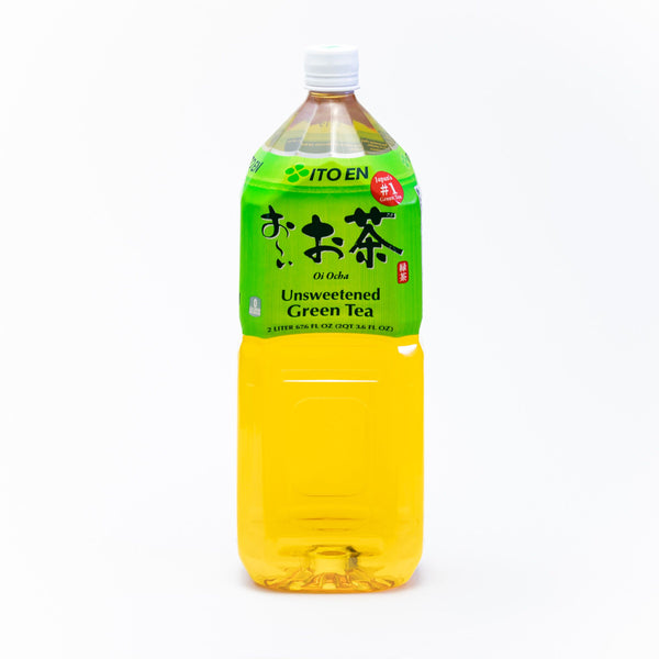 ITOEN Tea 2L-Green Tea Unsweetened
