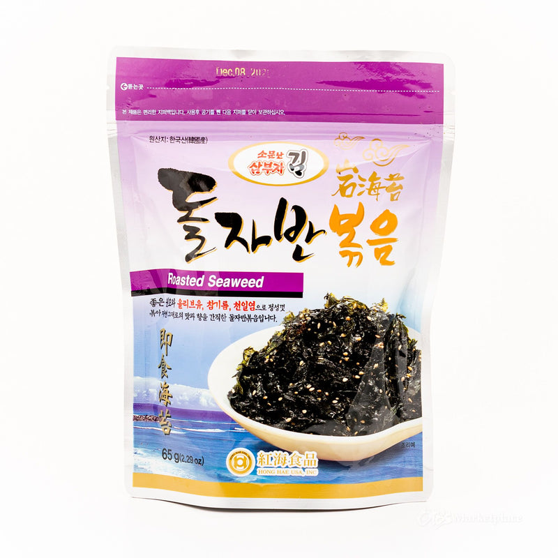 HONG HAE Korean Seaweed Shredded