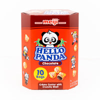 MEIJI Hello Panda-Family Pack