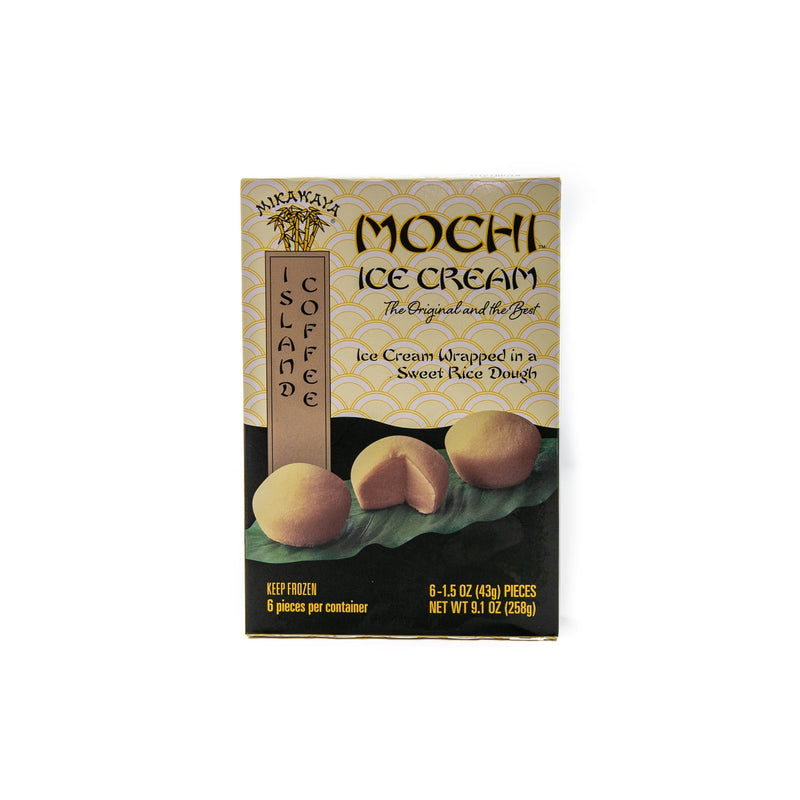 MIKAWAYA Mochi Ice Cream-Island Coffee