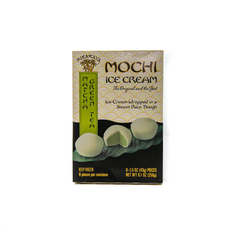 MIKAWAYA Mochi Ice Cream-Matcha Green Tea