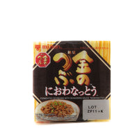 MIZKAN Natto 3pc-Kintsubu Niowanatto