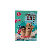 O'S Instant Boba Tea 4pk-Brown Sugar