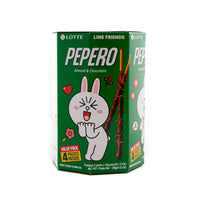 LOTTE Pepero-Almond and Chocolate