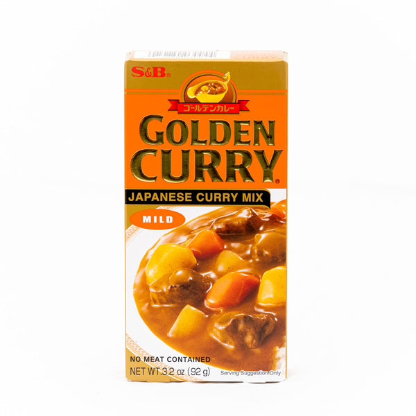 S&B Golden Curry-Mild
