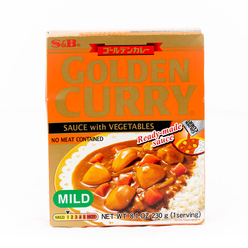 S&B Retort Curry-Mild
