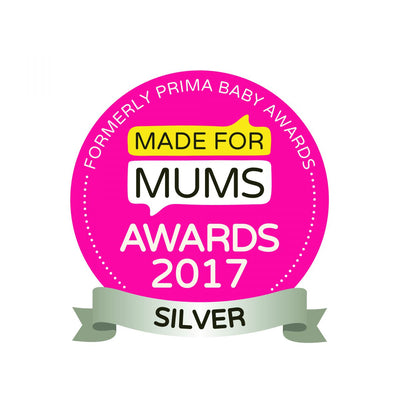 We Won Silver & Bronze Made For Mums Awards 2017