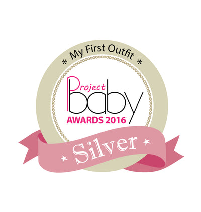 Silver Award From Project Baby