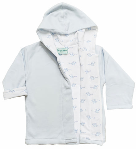 Reversible Hooded Top