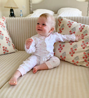magnetic fastening, pure cotton, made in England, made in UK, award winning, British babywear