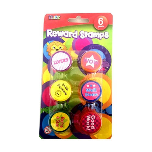 Stamp Kids Reward 6pk